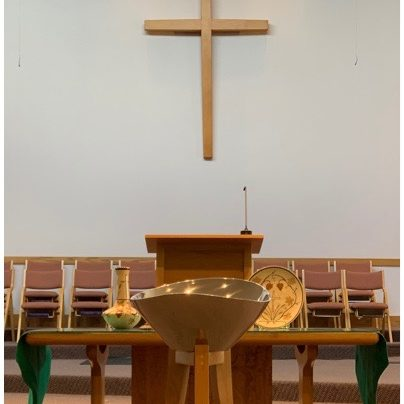 font and table